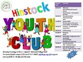 Youth Club Programme