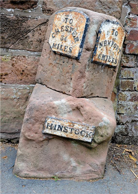 Hinstock Parish Council Logo